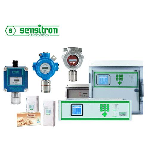 Λύσεις ασφαλείας | Ανίχνευση αερίων | sensitronrange
